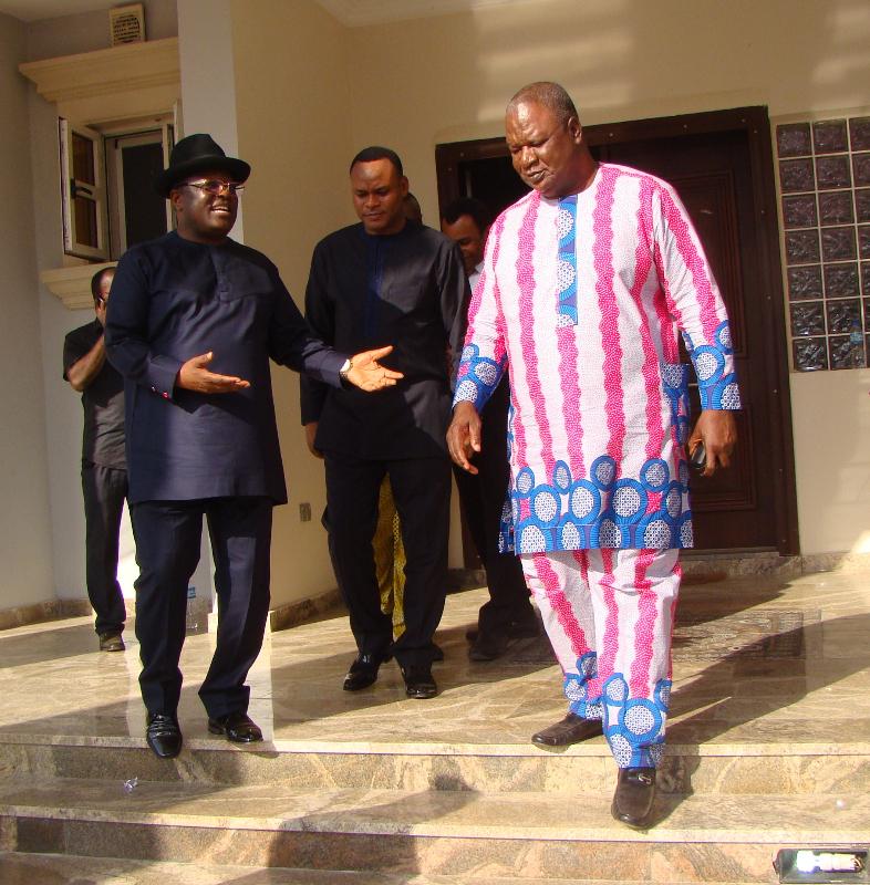 Former Senate President, Anyim Writes Ebonyi Governor, Umahi