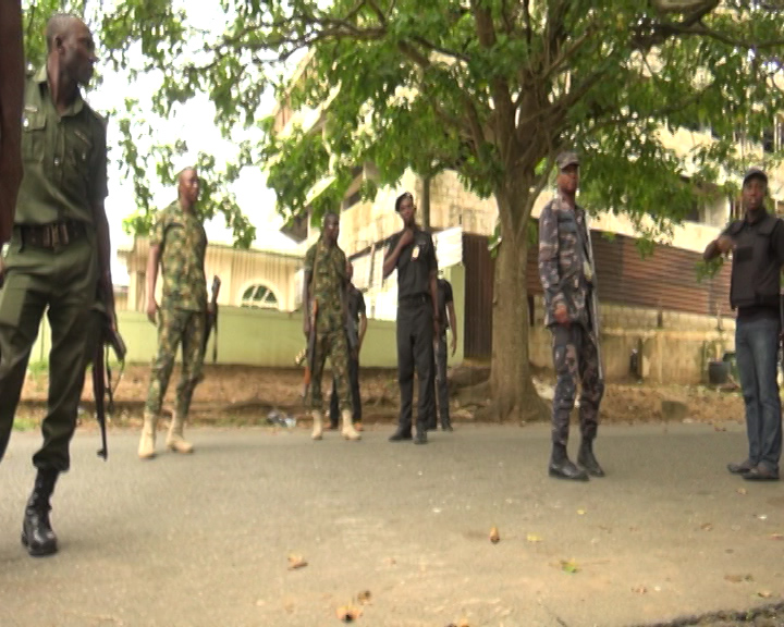 Lawless Soldiers Invade Police Post To Free Detained Colleague