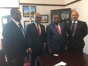 La République du Zimbabwe devient le 19ème État membre de l'Africa Finance Corporation