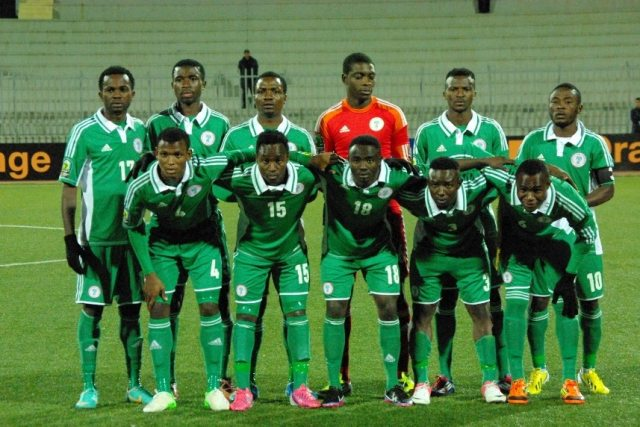 12th African Games: Flying Eagles Qualify For Semi Finals