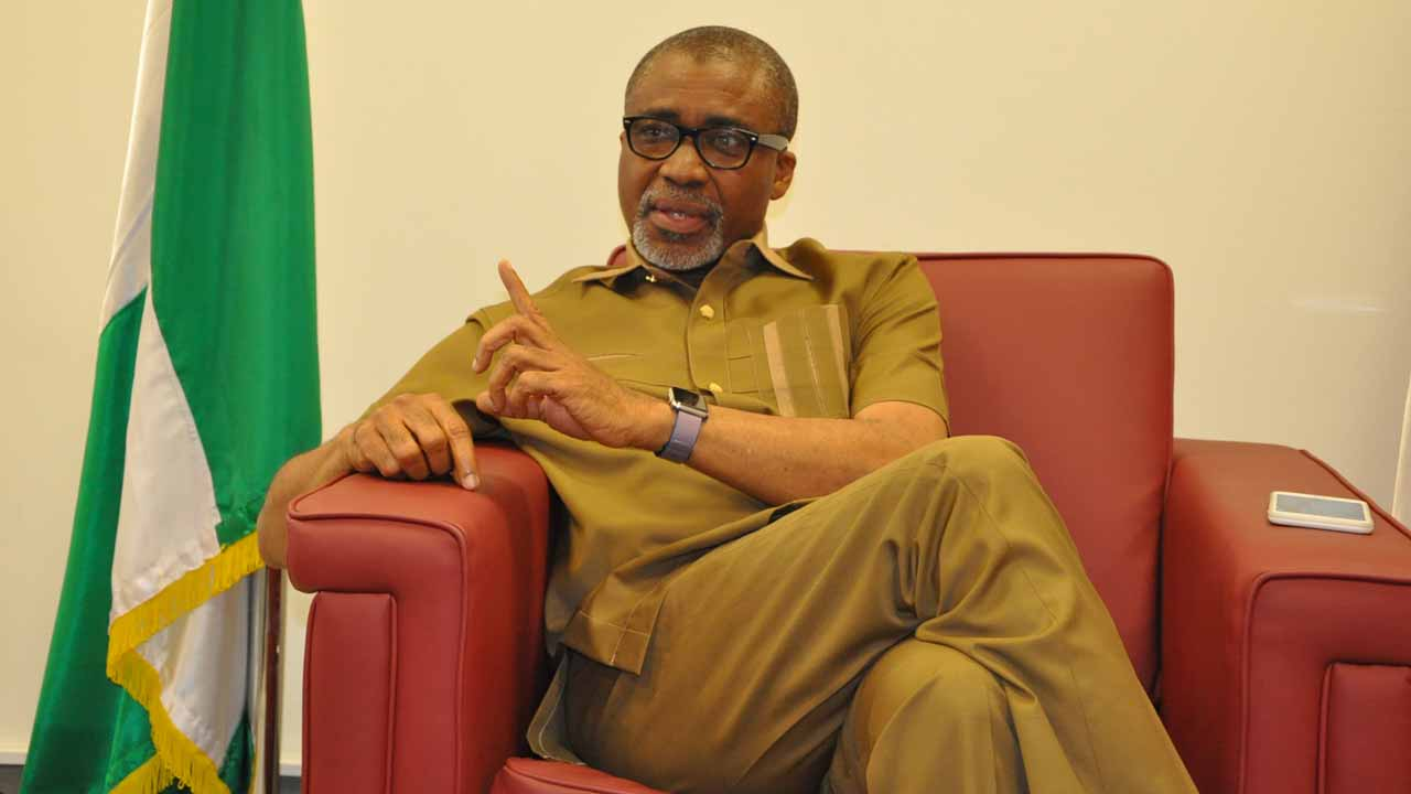 I Will Stand Surety For Kanu Again Given The Same Circumstances – Abaribe