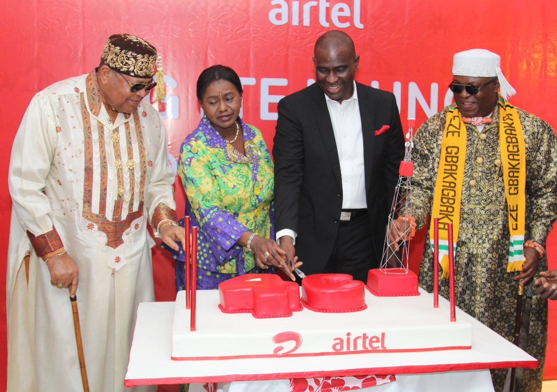 We are Building the Largest 4G Network in Nigeria – Airtel CEO