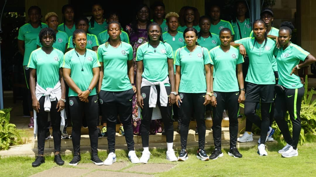Super Falcons in Ghana for AWCON, As FIFA mourns passing of Ajuma Otache
