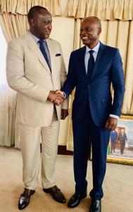 La République du Togo devient le 20e État membre de l'Africa Finance Corporation