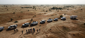 FROM THE FIELD: 'Hope' on the horizon as UN Peacekeepers push deep into Mali