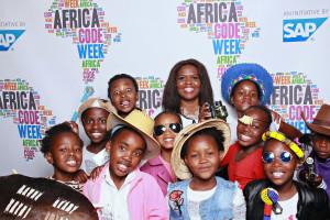 2.3 milhões de jovens africanos aprenderam habilidades digitais durante a Semana Africana do Código 2018