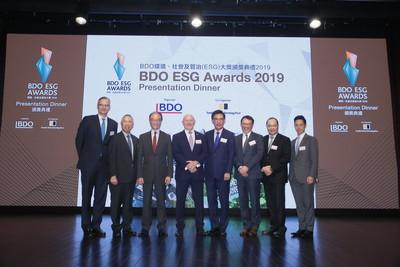 BDO announces winners of the BDO ESG Awards 2019