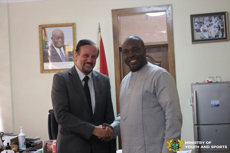 Ghana Ready To Host ITTF Event – Sports Minister