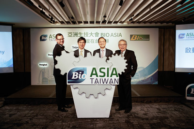Asian Biotechnology Conference BIO Asia to be held in Taiwan for the first time