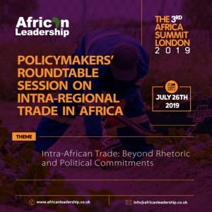 3rd Africa Summit – London 2019