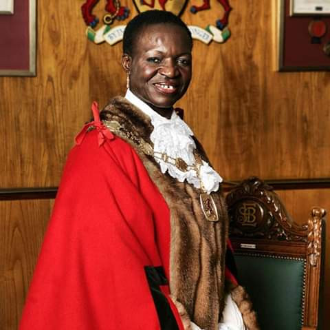 Dr. Kate Anolue Becomes Double Mayor of Enfield, United Kingdom