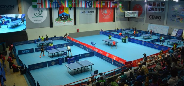 Nigeria To Host ITTF Continental Championships