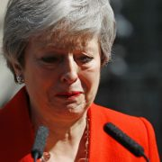 Prime Minister Theresa May Caves In To Brexit Heat