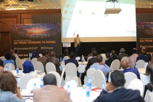 Ethiopia's leading organisations gather to discuss potential, application of Intelligent Enterprise capabilities