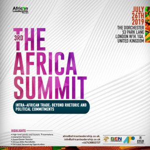 African Media Agency Partners with African Leadership (UK) Limited's 3rd Africa Summit in London