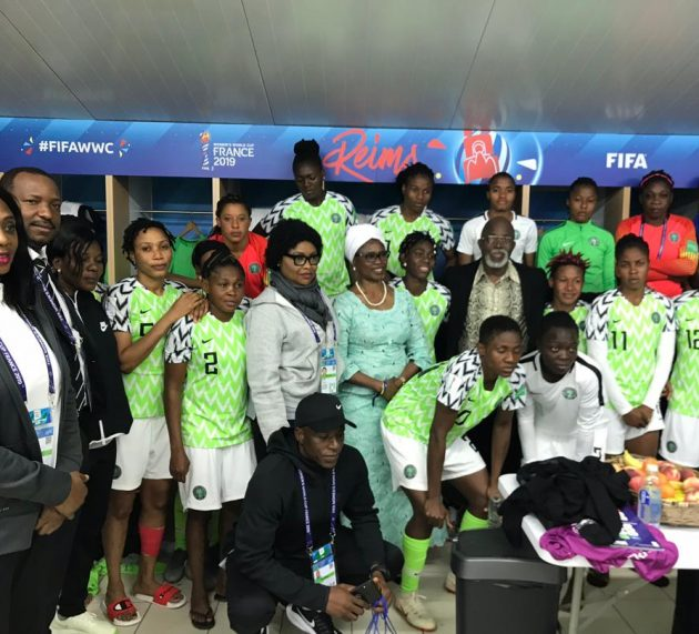 Super Falcons Will Take Fight to Germany- Coach Dennerby