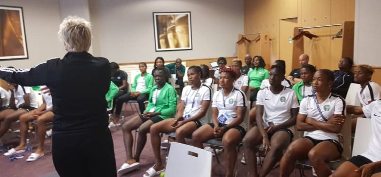 FIFA Formally Welcomes Super Falcons To France 2019