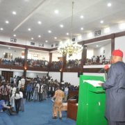 Governor Wike Inaugurates 9th Rivers State House of Assembly