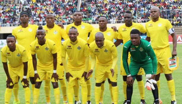 Int'l Friendly: Zimbabwe's Warriors Arrive Nigeria On Thursday