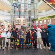 Changsha IFS Ignites the Summer with Sesame Street