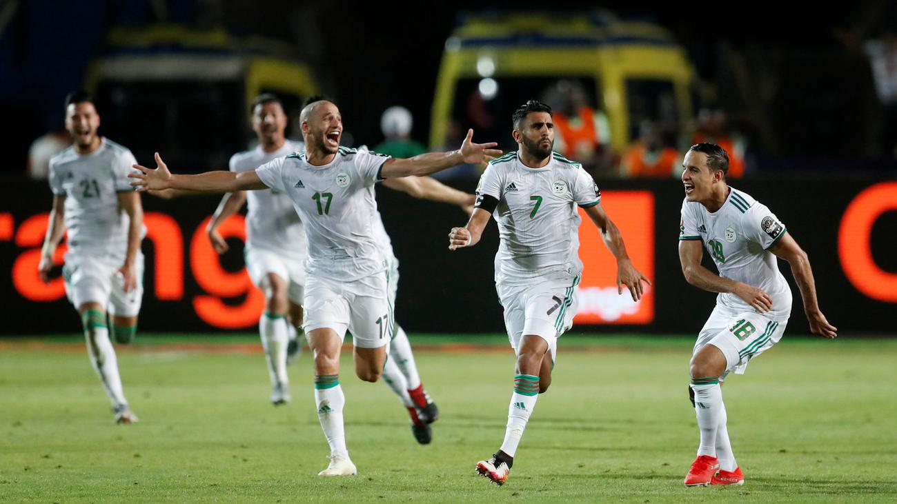Video: Algeria Beat Senegal 1-0 To lift AFCON Title After 29 years | Africa  News Circle