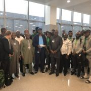 Federal Govt Welcomes, Praises Super Eagles For AFCON Outing