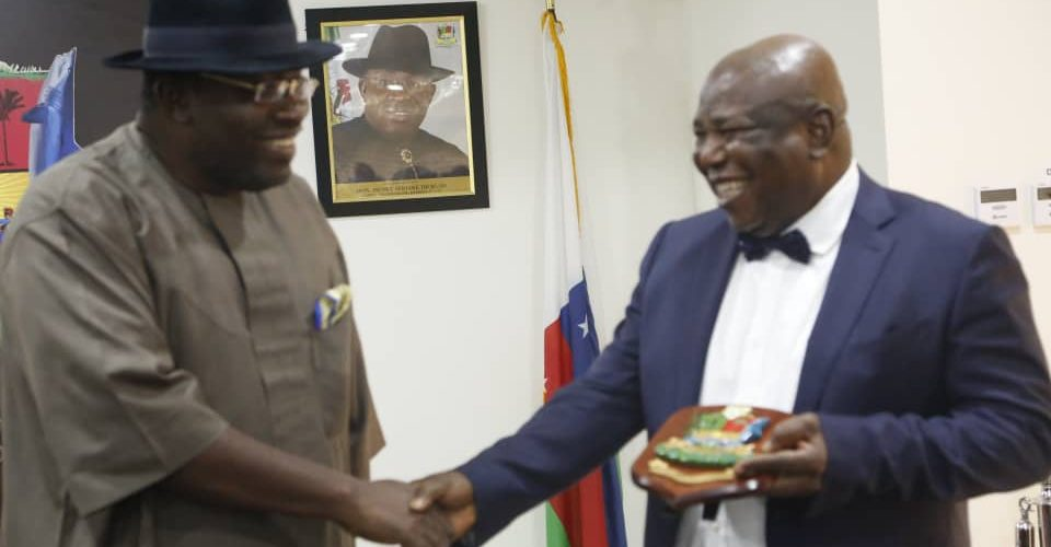 Bayelsa Governor Lauds NDDC On Ogbia-Nembe Road Construction