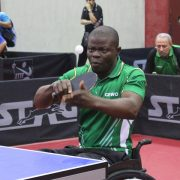 Unseeded Nigerian Conquers African Champion