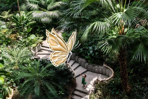 Shangri-La Hotel, Singapore and Shangri-La's Rasa Sentosa Resort & Spa Inspire Families To Journey Beyond Imagination