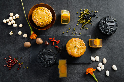 IUIGA's Inaugural Mooncake Collection – A Contemporary Tribute To Tradition