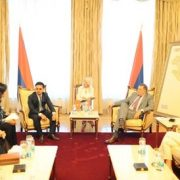 Bosnia – Herzegovina President Discusses with Billionaire Mai Vu Minh on Investment Cooperation