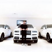 Hollywood's High Flying Businessman and Celebrity Car Broker RD Whittington- Fast Cars, Yachts and Jets
