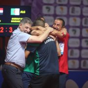 Nigeria, Algeria Halt Egypt's Dominance In Table Tennis Doubles
