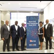 To Facilitate Transaction Without Borders, First Bank Launches Verve Global Card