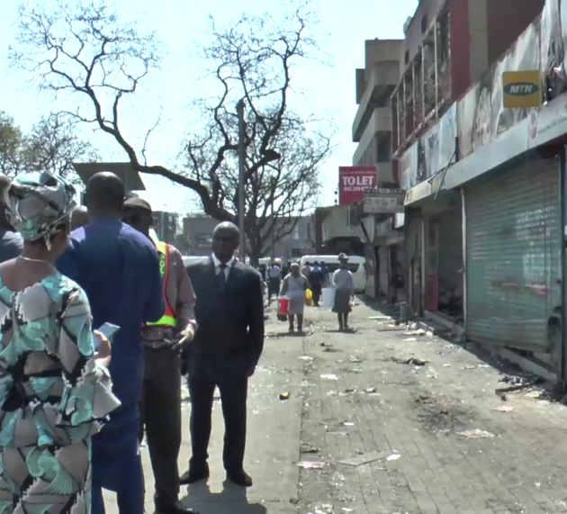 Nigerians In South Africa Protest Incessant Xenophobic Attacks