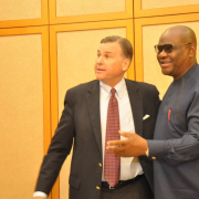 Governor Wike Commends US Govt For Partnering With Rivers Govt On HIV/AIDS