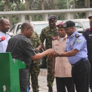 Gov. Wike Assures On Govt. Resolve To  Tackle Insecurity In Rivers
