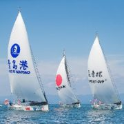 Port of Qingdao the 4th Fareast Cup International Regatta 2019 has been successfully concluded