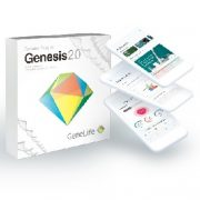 Genesis Healthcare Launches Wellness Mobile Application  Powered by Genetics and AI