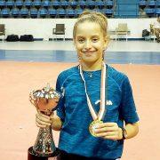 Youngster Hana Goda Makes History In Egypt