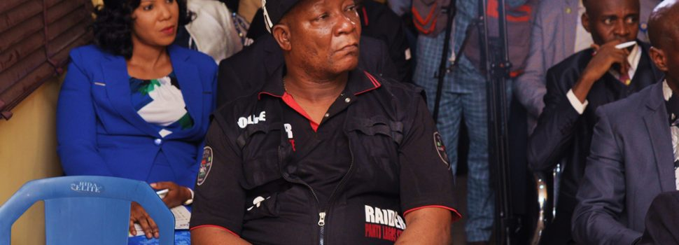 Lagos SCID Train  Officers On Community Engagement