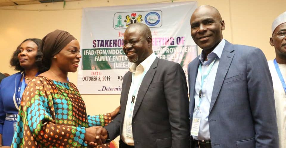 $129 Million IFAD, NDDC Agric Programme To Create 38,250 Jobs