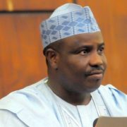 Tambuwal Urges Media To Defend Nigeria's Democracy