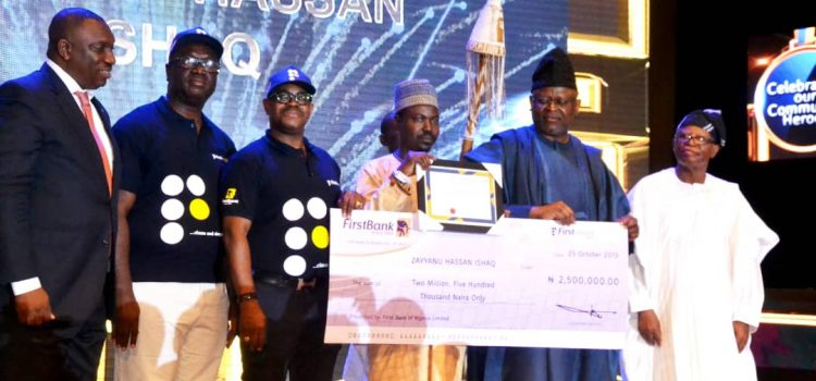 FirstBank Rewards Top Performing Agents With Over 15miliion Naira At Maiden Firstmonie Agents Awards