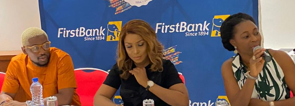 "FirstBank Partners Linda Ikeji TV, Unveils ""First Class Material"""