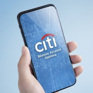Citibank Launches One-stop Mobile Account Opening Service