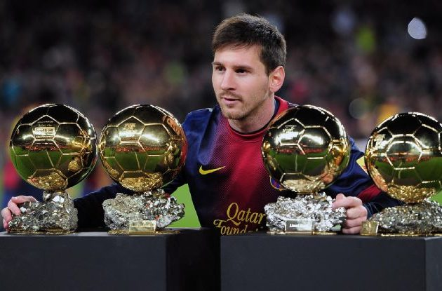 JUST IN: Lionel Messi Wins 6th Ballon d'Or Award
