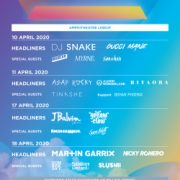 HYDEOUT Unveils Phase 3 Line-up, With Additions of J Balvin, Tinashe, Bea Miller And More, Including Iconic Stage Takeovers By Andrew Rayel – Find Your Harmony, BFAM, Monstercat And Brownies & Lemonade