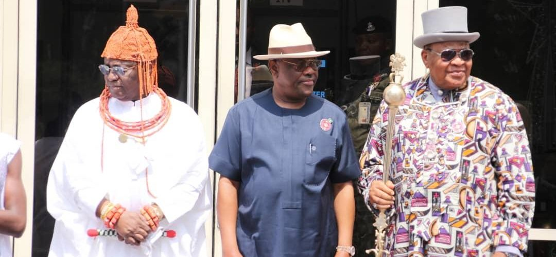 Work For Regional Development, Gov. Wike Charges South South Traditional Rulers