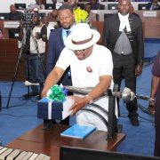 Governor Wike Presents 2020 Budget Proposal of N530.8billion to State Assembly